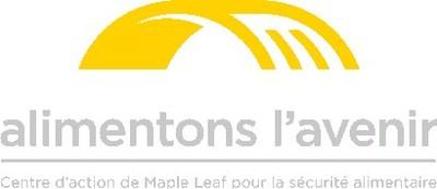 Logo de Centre d'action de Maple Leaf pour la sécurité alimentaire (Groupe CNW/The Maple Leaf Centre For Action On Food Security)