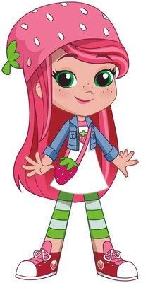 Introducing WildBrain's all-new Strawberry Shortcake, coming exclusively to WildBrain Spark September 18 (CNW Group/WildBrain Ltd.)