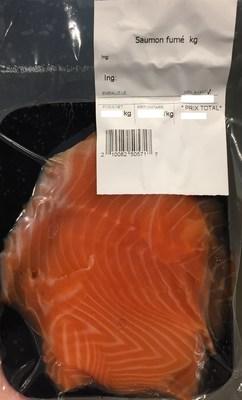Saumon fumé (Groupe CNW/Ministère de l'Agriculture, des Pêcheries et de l'Alimentation)