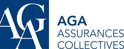 AGA Benefit Solutions Logo (CNW Group/Novacap Management Inc.)