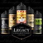 Five Pawns Announces The Legacy Collection-Premium Vapor E-liquid