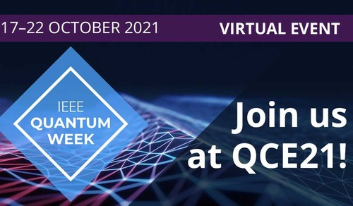IEEE International Conference on Quantum Computing and Engineering (QCE21) Reveals Advance Conference Program. Bridging the gap between the science of quantum computing and the development of an industry surrounding it, QCE21, also known as Quantum Week, will focus on key quantum computing topics covering research, practice, applications, education, and training.