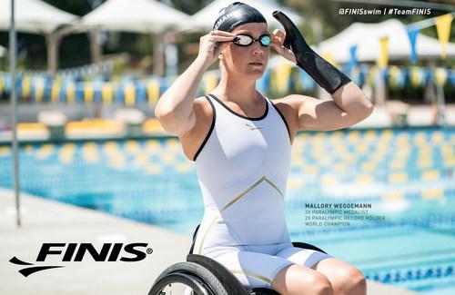 FINIS Congratulates #TeamFINIS Tokyo 2020 Paralympic Athletes
