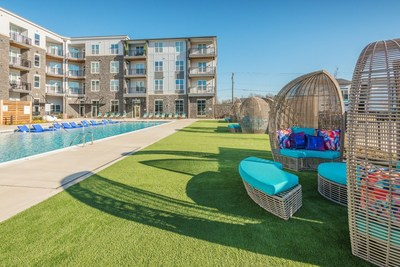 Mission Rock Residential has been issued a property management agreement for the Blu at Northline apartment community in Charlotte, North Carolina.