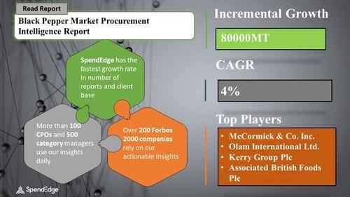 Black Pepper Market Procurement Research Report
