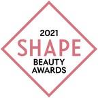 SHAPE Announces Winners of 2021 Beauty Awards