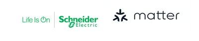 Schneider Electric & Matter Logos (CNW Group/Schneider Electric Canada Inc.)