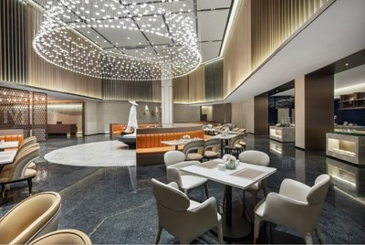 Modern all-day dining at Microtel by Wyndham Tianjin