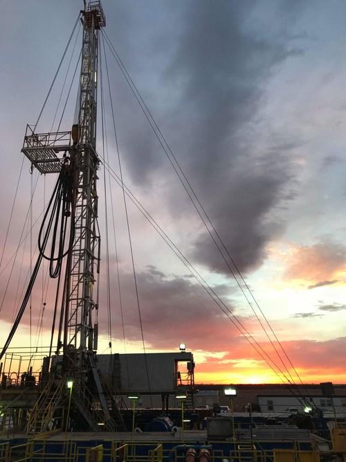Dan D Drilling Rig