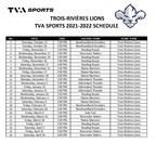 Videotron and TVA Sports become major partners of the Trois-Rivières Lions
