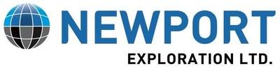 Newport Exploration Ltd. Logo (CNW Group/Newport Exploration Ltd.)