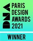 SnapCab工作区赢得多个DNA巴黎设计奖