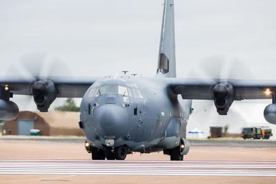 C-130 (PRNewsfoto/Orbit Communication Systems Ltd)