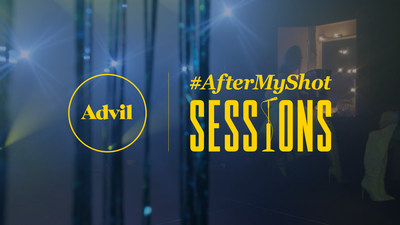 Advil #AfterMyShot Sessions (CNW Group/GSK Consumer Healthcare)