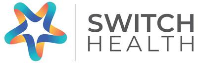 Switch Health Logo (CNW Group/Switch Health Inc.)