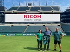 Philadelphia Eagles expand partnership with Ricoh to power...