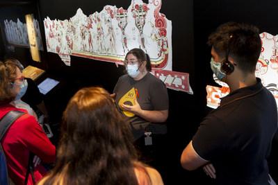 Le Musée de la civilisation présente un bilan fort positif de sa dernière saison estivale notamment grâce à l'exposition internationale MAYA présentée jusqu'au 3 octobre prochain. (Groupe CNW/Musée de la civilisation)