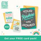 Hallmark Gives Away 1 Million Cards to Launch Little World...