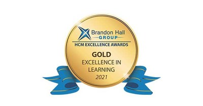 """Paychex has won a gold Brandon Hall Group Human Capital Management Excellence Award in the category of """"Best Use of a Blended Learning Program"""" for its Human Resource Services Excellence Academy (HRSEA)."""