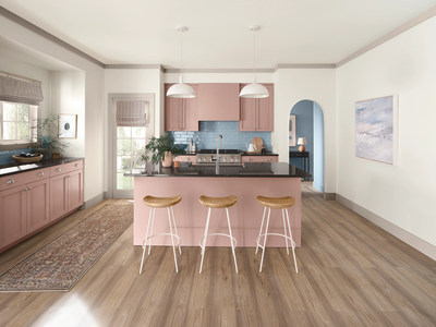 Available exclusively at Lowe's stores nationwide and on Lowes.com, the designer-inspired Color Collection of the Year includes 10 complementary colors that are influenced by global lifestyle trends to create a reveal-worthy style that all HGTV fans desire.