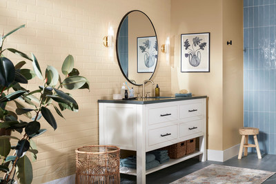 The HGTV Home by Sherwin-Williams 2022 Color Collection of the Year exemplifies doing more with less, giving a sense of comfort and calmness with color.