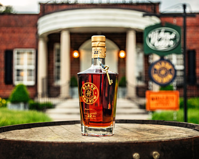 Blade and Bow 22-Year-Old Kentucky Straight Bourbon Whiskey at the legendary Stitzel-Weller Distillery in Louisville, KY