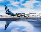 Russell Wilson scores a new Alaska Airlines livery...