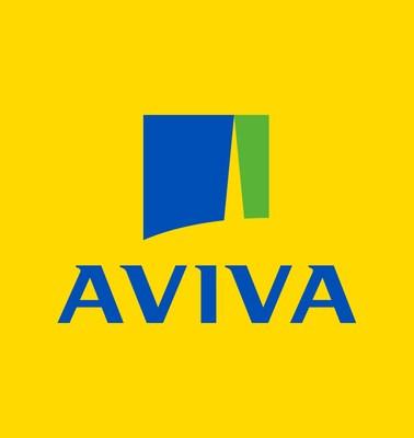 Logo de Aviva (Groupe CNW/Parachute)