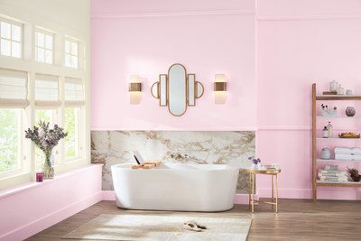 Lilac Lane – A fresh shade with beautiful versatility – soothing and restorative, it brings a new softness into the home.