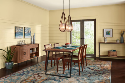 Country Charm – Create a space to relax and unwind – with warm, comforting charm.