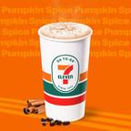 Live, Laugh and Love 7-Eleven's Pumpkin Spice Latte...