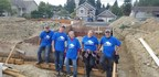 Milgard Team Members Support Habitat Housing Project for 9th Year...