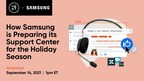 Yext Announces Digital Event with Samsung on Customer Support in...