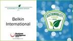 Belkin International erhält den Sustainability Leadership Award...