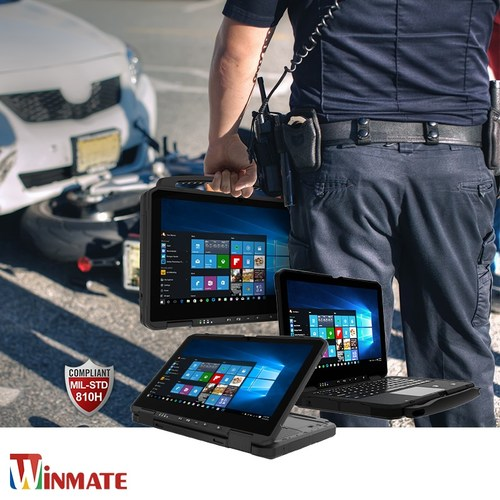 Winmate, a rugged computing industry leader, announced its new L140TG Rugged Laptop powered with Intel® Core™ Tiger Lake and Windows 10 IoT Enterprise operating system. The L140TG supports comprehensive wireless connectivity options such as Wi-Fi 6, Bluetooth, GPS/ GLONASS, and 4G LTE (optional) to keep workers connected in even the most remote locations. L140TG series offers a new generation of compact and lightweight portability in a robust form factor.