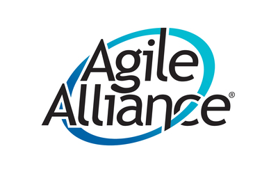 Agile Alliance logo.