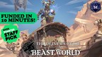 Take your stronghold along for the ride on The Delver's Guide to Beast World - Now on Kickstarter!