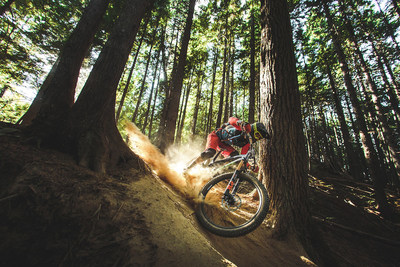 Norco Canadian Enduro Championships presented by Concord Pacific set for October17th, 2021. Photo credit : James Cattanach (CNW Group/Canadian Enduro Series)