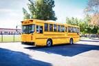 GreenPower宣布首次交付全电动BEAST校车到圣玛丽亚联合高中学区