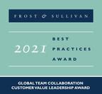 Frost&;Sullivan通过其组织沟通平台提升员工体验