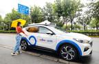 Baidu Opens Robotaxi Service in Shanghai with Apollo Go...