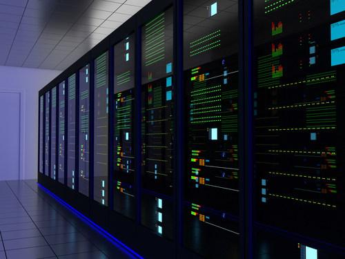 Data Center Colocation (PRNewsfoto/Frost & Sullivan)