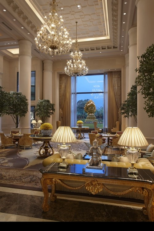 The Leela Palaces, Hotels and Resorts Voted as The World's Best Hotel Brand