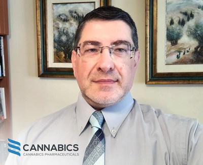 Dr. Ilya Reznik – Cannabics Pharmaceuticals – Head of Psychedelic Inspired Medicine
