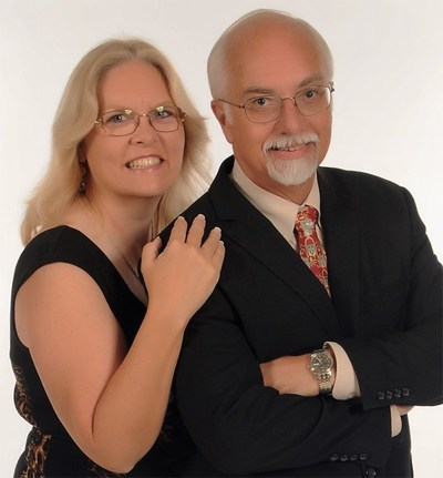Jerry Garner, Realtor, Realty ONE Group Masters, Covina, California and his wife Kellie