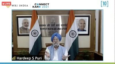 Shri Hardeep Singh Puri at Connect Karo 2021