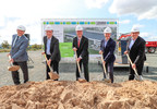 Groundbreaking ceremony in Blomberg: Phoenix Contact builds an energy-efficient facility for machine building
