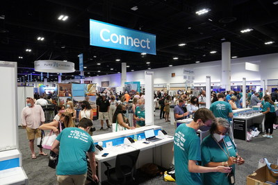 Connect drew about 2,500 event professionals to Tampa, Florida, for its conference from August 30-September 1.