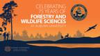 Auburn University celebrating 75 years of forestry and wildlife...