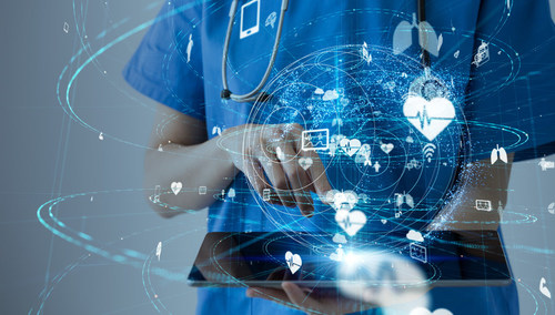 Hyland's content services platform and enterprise imaging solutions help connect unstructured data and images across the healthcare ecosystem to enforce interoperability between systems.